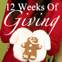 Random Acts of Kindness, 12 Weeks of Christmas, 12 Weeks of Giving, Non-Profit, Charity