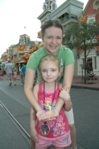 Magic Kingdom, Disney World, Orlando Florida, Tinkerbell