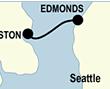 Ferry to Forks Washington