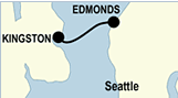 Ferry to Forks Washington