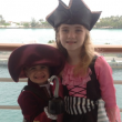 Disney's Pirates in the Carribean Deck Party
