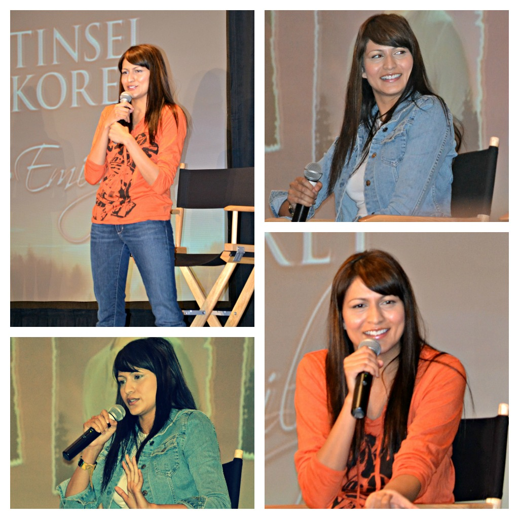 Breaking Dawn, Twilight Saga Convention, Tinsel Korey