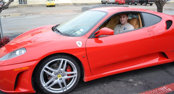 Drive Your Dream - Ferrari