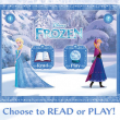 Disney's Frozen iPad App