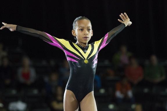Gabby Douglas Gymnast