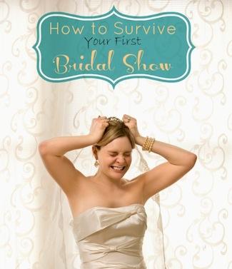 Stressed bride.