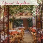 family friendly activities during greece staycation