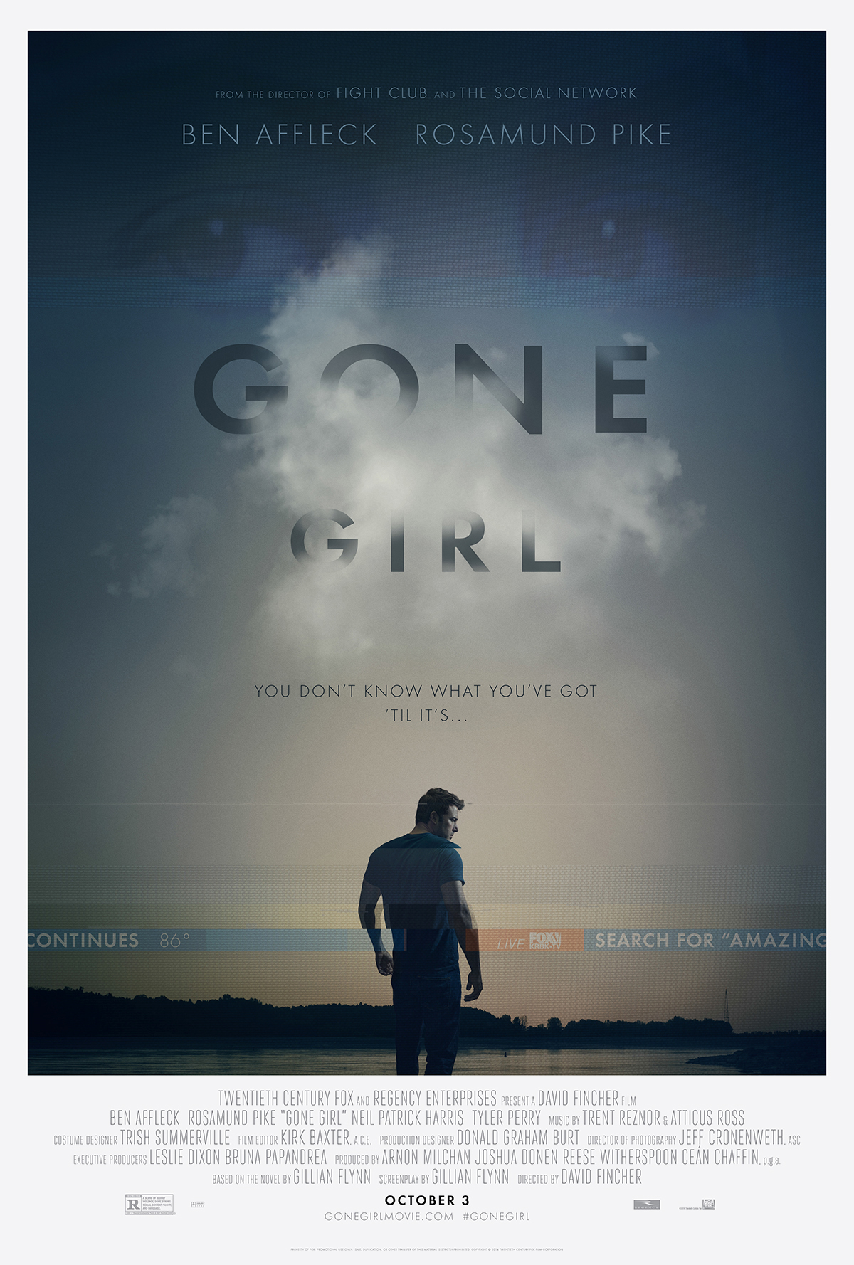 Enter to win Girl Gone Book and $25 VISA GC