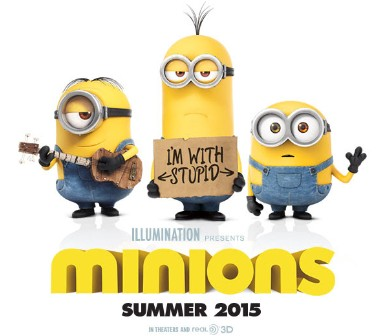 Minions Coming Summer 2005