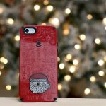 Christmas Edition Speck iPhone 5S Case