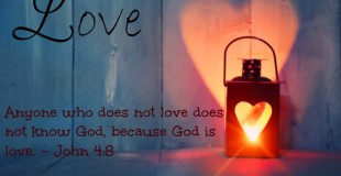 John 4:8