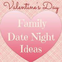 Valentine's Day Date Night Ideas
