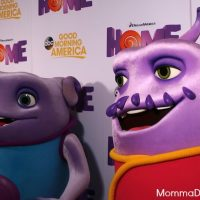Boov from DreamWorks HOME