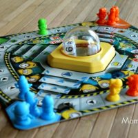 Minion Trouble Game