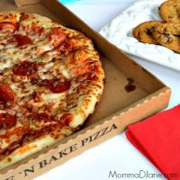 Family Pizza and Game Night