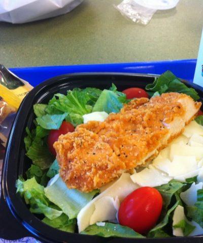 Wendy's Pick 2 Lunch Menu