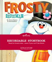 Hallmark Recordable Storybook, Frosty the Snowman