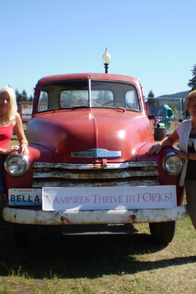 People of Forks, Washington Exclusive Interview: Tena – The Forks Forest