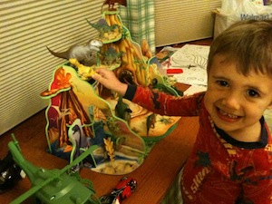 toy, review, Dinosaur Park, Constructive Playthings