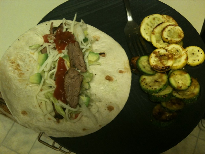 Flank Steak, Healthy Eating, Fajitas