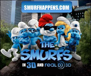 The Smurf's Movie 3D