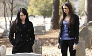 The Vampire Diaries, Elena, Elena's Birth Mother