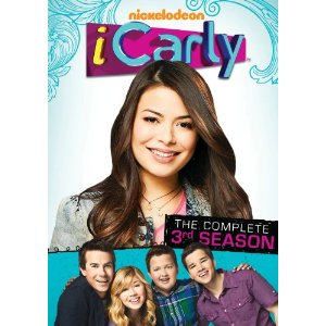 iCarly: The Complete 3rd Season on DVD