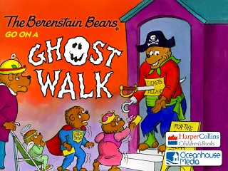 The Berenstain Bears Go On A Ghost Walk – iPad App