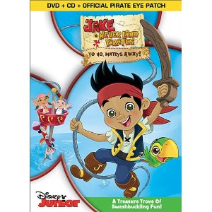Jake and The Never Land Pirates: Season 1 on DVD