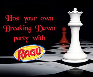 Host Your Own Twilight Saga: Breaking Dawn Party With Ragu