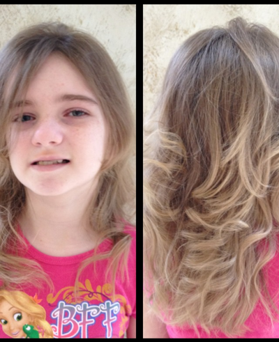 Gabby's New Hair Cut – Wordless Wednesday