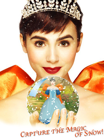 Dress Snow White on the New Mirror Mirror App