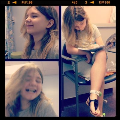 Gabby's Implant Surgery and Recovery – Precocious Puberty