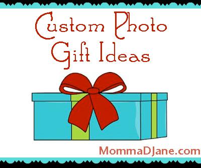 Custom Photo Gift Ideas