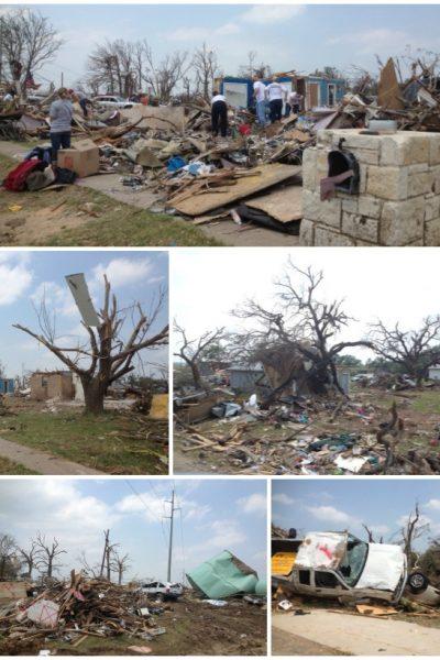 Granbury Tornado Relief Benefit Concert
