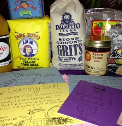 Cara Box Exchange – all the way from South Carolina