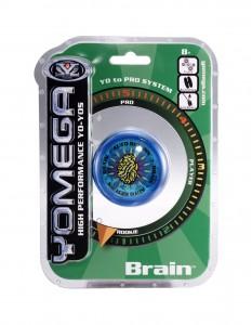 Yomega Brain (packaging)