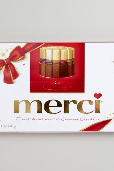 Merci Chocolates Make the Perfect Hostess Gift