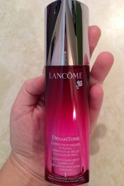 Lancome #DreamTone Product Review