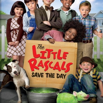Little Rascals Save the Day Bluray Giveaway