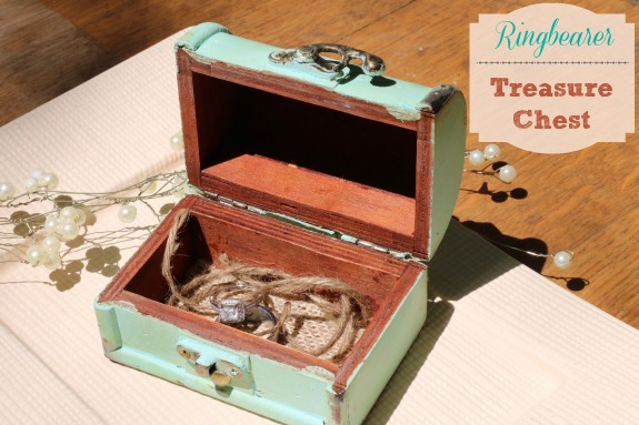 Ringbearer Treasure Chest