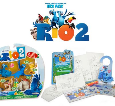 Celebrate Rio 2 Opening in Theaters with a Prize Pack