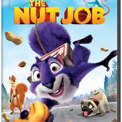 The Nut Job Releases on DVD today – plus #giveaway