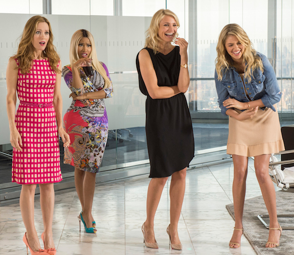 The Other Woman Cast