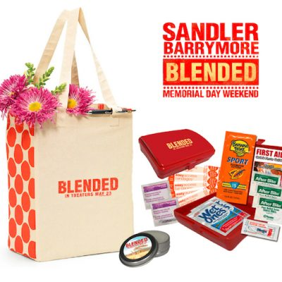 Blended Opens in Theaters May 23 + a Giveaway
