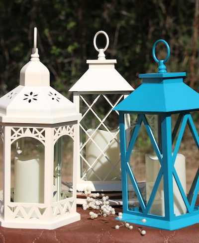 DIY Home Decor Lanterns