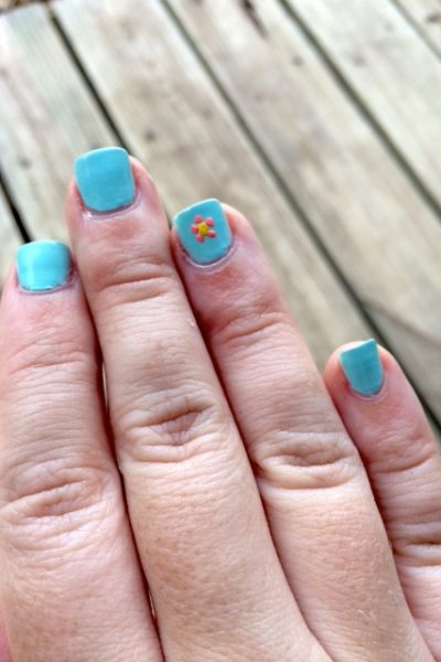 Nail Art with Hot Designs