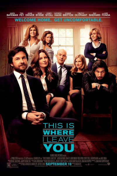 This is Where I Leave You – In Theaters September 19th
