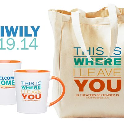 This Is Where I Leave You Prize Pack Plus $25 Visa Giveaway