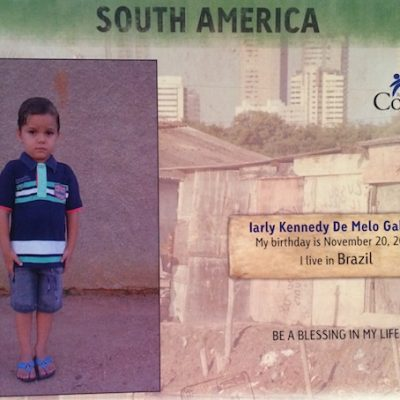 Sponsor a Child with Compassion